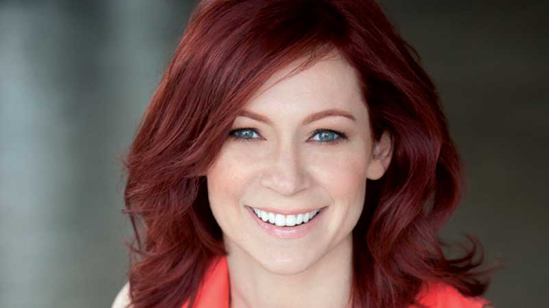 True Bloods Carrie Preston On Hot Men Marriage And Stress