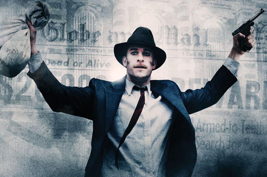 Movie review citizen gangster stars scott speedman as edwin quot eddie