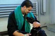 Candido-with-Dog