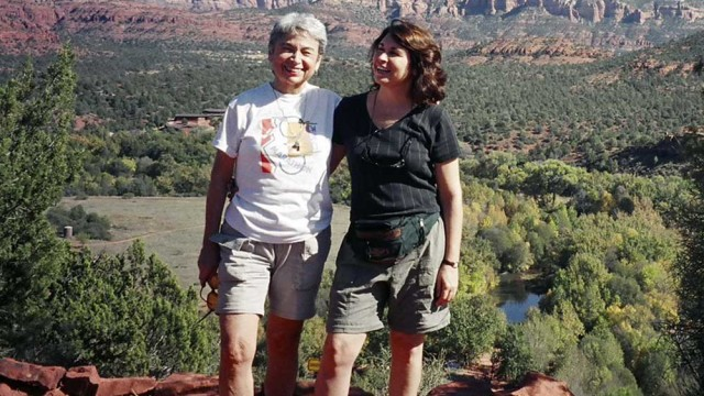 Mom-Me-Grand-Canyon
