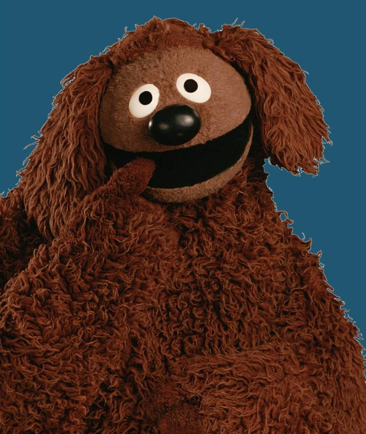 Rowlf the Dog from the... Al Pacino Movies