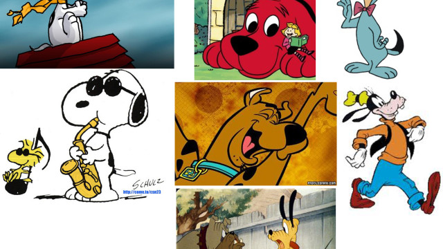 A Cartoon Character Dog : Cartoon dogs that make us smile dorri olds